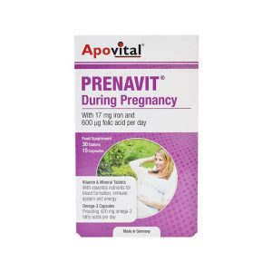 Aapovital Prenavit During Pregnancy Tablet