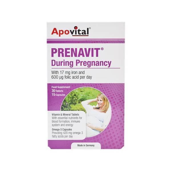 Aapovital Prenavit During Pregnancy Tablet