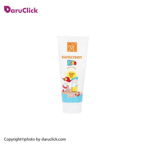 کرم ضد آفتاب کودک مای