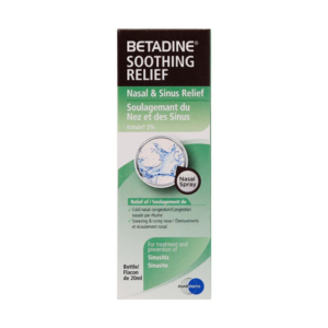 Betadine Soothing Relief eye Allergy