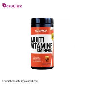 قرص مولتی ویتامین و مینرال نوتریمد