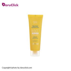 کرم ضد آفتاب +SPF50 بدون رنگ سینره
