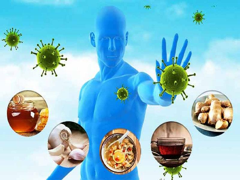 روش های آسان برای افزایش قدرت سیستم ایمنی بدن
