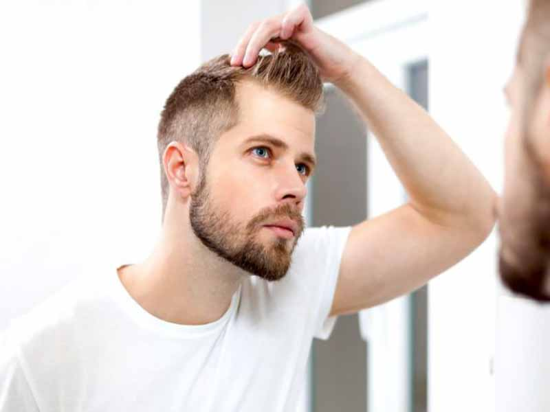 علت ریزش مو و راه های درمان آن