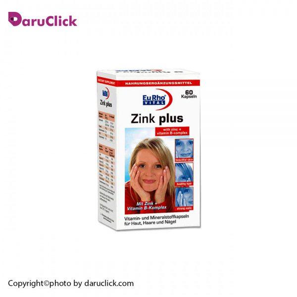 EuRho VITAL Zinc Plus 5 mg
