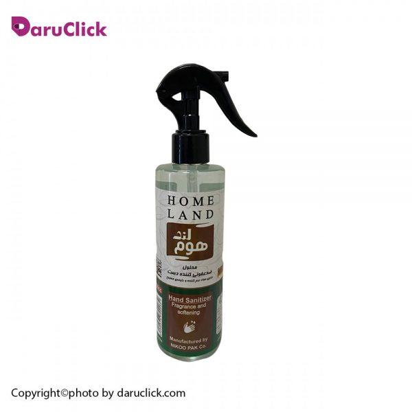 Home land hand sanitizer spray