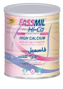 شیر خشک فاسمیل های کلسیم فاسبل
