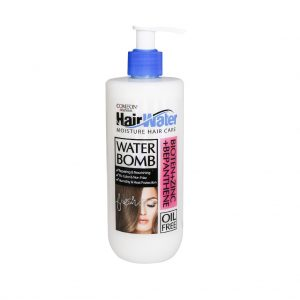 Come'On Water Bomb Hair With Bioten, Zinc And Bepanthene
