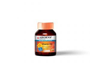 ویتامین د3 1000 واحد ابورنز