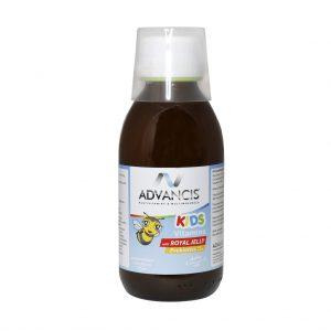 شربت کیدز ویتامینز همراه با رویال ژلی ادونسیس