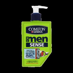 ژل پمپی اصلاح ریش اقایان مناسب پوست های حساس کامان