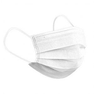 ماسک پزشکی 3 لایه پرسی 50 عددی نانو