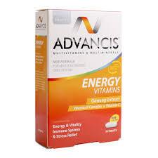 قرص مولتی ویتامین مینرال ادونسیس