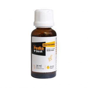 قطره مولتی ویتامین پدیابست