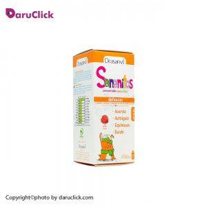شربت ایمنی کودکان سانانیتوس