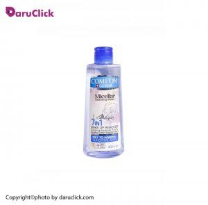 میسلار واتر صورت مناسب پوست معمولی تا خشک کامان
