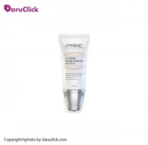 ژل ضد آفتاب حاوی ویتامینSPF 50 C پریم