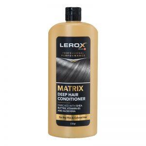 شامپو نرم کننده مو رنگ شده و آسیب دیده لروکس