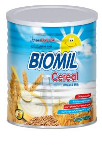 سرآل بیومیل برنج به همرا شیر فاسبل