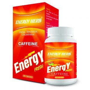 کپسول انرژی هرب بهتا دارو