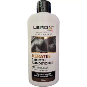 شامپو نرم کننده کراتینه مو خشک و آسیب دیده لروکس