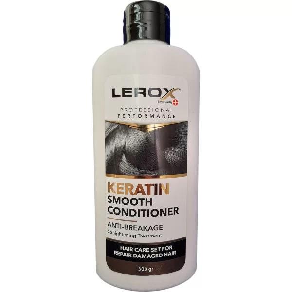 کرم نرم کننده کراتینه مو خشک و آسیب دیده لیروکس