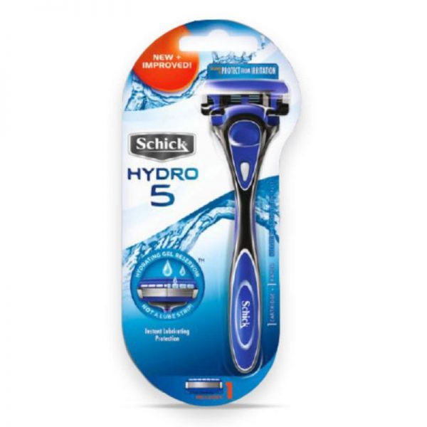 خود تراش مرانه 5 تیغه شیک مدل Hydro
