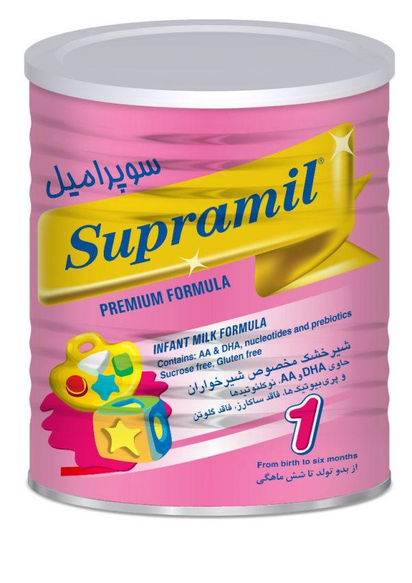 شیر خشک سوپرامیل 1 فاسکا