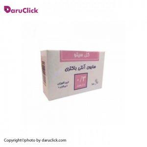 صابون آنتی باکتری تری کلوزان %0.3 گل سیتو
