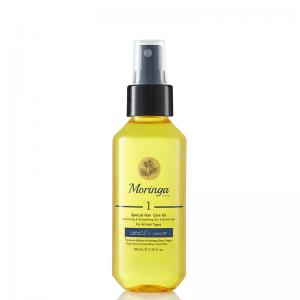 روغن مراقبت از مو مورینگا امو کد 1 مخصوص انواع مو