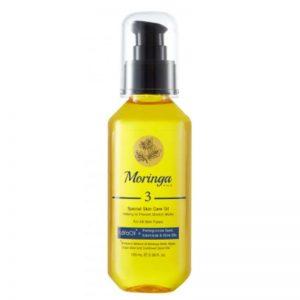 روغن مراقبت از پوست مورینگا امو 100 ml مناسب انواع پوست کد 3