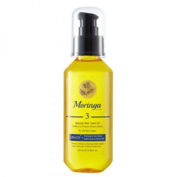 روغن مراقبت از پوست مورینگا امو مناسب انواع پوست کد 3