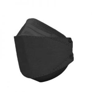 ماسک سه بعدی مشکی یونیک