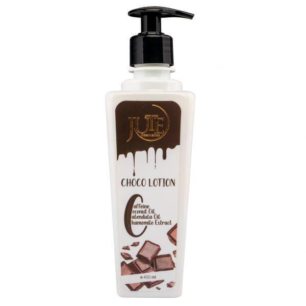لوسیون آبرسان مرطوب کننده بدن با رایحه شکلات ژوت