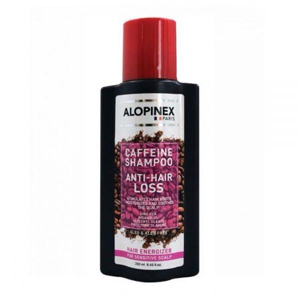 شامپو تقویت کننده مو حساس آلوپینکس
